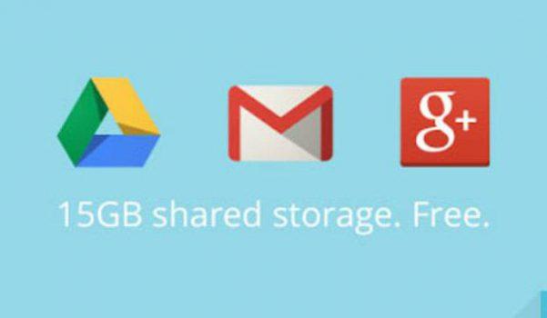 15 Giga Google
