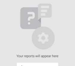 GAnalytics app report