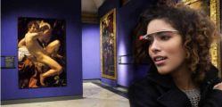 La prima mostra in Italia che arricchita dai Google Glass