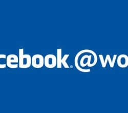 Facebook al work logo