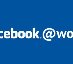 Facebook al work logo