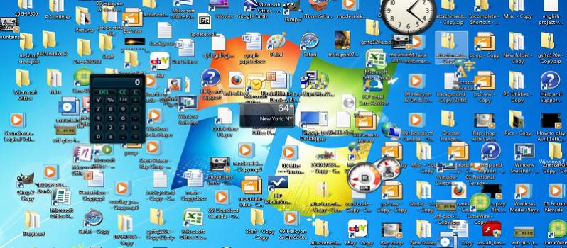 Desktop disordinato: come organizzare appunti e idee sul web