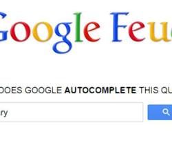 Giochi online: Google Feud per indovinare le query di ricerca